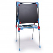 Smoby Kid's Adjustable Double Easel Blue 410202