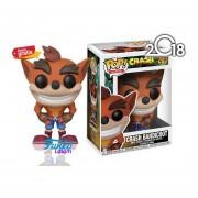 Crash Bandicoot Funko Pop Play Station Ps4 Ps3 Sony