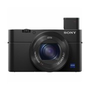 Sony Cyber-shot DSC-RX100 M4 Black crni Digitalni fotoaparat s integriranim objektivom Carl Zeiss Vario-Sonnar T 10.4-37.1mm f/1.8-4.9 Digital Camera RX100 IV RX-100 DSCRX100M4 DSCRX100M4.CE3 DSCRX100M4.CE3