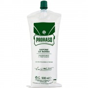 Green Crema de ras revigoranta Barbati 500 ml