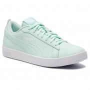 Puma Sneakersy PUMA - Smash Wns V2 L 365208 11 Fair Aqua/Puma White