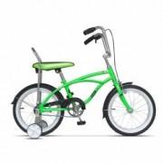 Bicicleta Pegas Mezin 2017 B 1 viteza Verde Neon