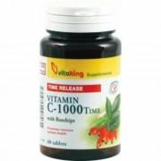 Vitaking C-vitamin 1000 mg TR tabletta, 60 db