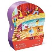 Puzzle Studioul de Dans în Cutie cu Formă Originală