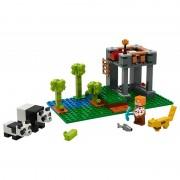 Cresa ursilor panda LEGO Minecraft