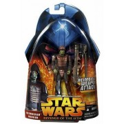 Star Wars Episode III 3 Revenge of the Sith NEIMOIDIAN WARRIOR with Weapon Attack Action Figure #42