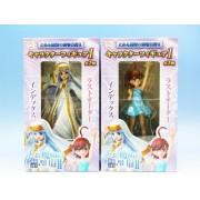 Certain Magical Index II Character Figure 1 Magic Anime Fleurs (All Two Full Set)