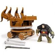 Dreamworks Dragons Dragon Riders Drago Action Figure and War Machine