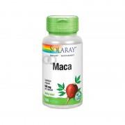 Solaray Maca - 100 Cápsulas - Solaray