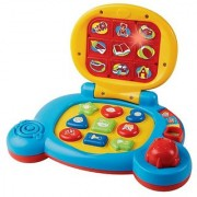 VTech Babys Learning Laptop Blue