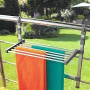 La Redoute Interieurs Estendal de roupa para penduraralumínio- TAMANHO ÚNICO