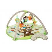 Skip Hop Mata edukacyjna Treetop - mata dla niemowląt, 17 wariantów zabawy,