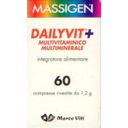 Massigen Dailyvit+ Multivitaminico Multiminerale 60 Cps