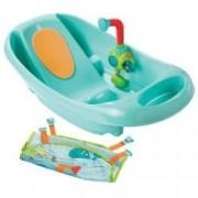 Summer Infant - 09556 Cadita cu suport integrat My Fun Tub