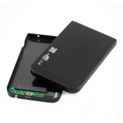EB Disco Duro USB 2.0 HDD 2.5 Pulgadas SATA 2TB Caja Externa De Disco Móvil -azul