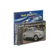 Model Set Revell Vw Beetle Limousine 68