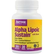 Alpha Lipoic Sustain 300mg 30tbl