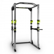 Capital Sports Tremendour Power Rack, zöld, otthoni fitnesz gép, acél (FIT20-Tremendour)
