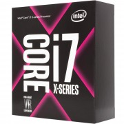 Intel Core ® ™ i7-7820X X-series Processor (11M Cache, up to 4.30 GHz) 3.6GHz 11MB L3 Box processor