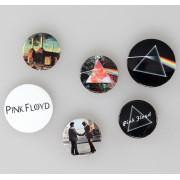 jelvények Pink Floyd - Album And Logos - BP0457