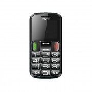ConCorde sPhone 1300 mobiltelefon időseknek fekete