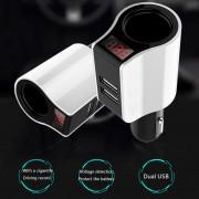 USB punjač za auto multifunkcionalni