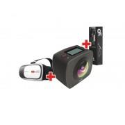Gigabyte Kit camara 360 gigabyte 360 jolt duo +gafas vr+kit accesorios