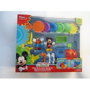 Disney Junior Disney Mickey Mouse Clubhouse Deluxe Mouska-Maker Wind-Up 17 Piece Set