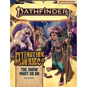 Tondro, Jason Pathfinder Adventure Path: The Show Must Go on (Extinction Curse 1 of 6) (P2)