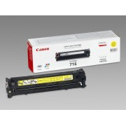 CANON CRG716Y Toner Cartridge Yellow (CR1977B002AA)