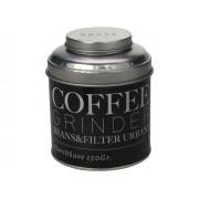 Gusta Koffiemolen in koffieblik