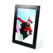 8x6 Glass Photo Mount Frame