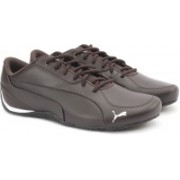 Puma Drift Cat 5 Core Sneakers For Men(Brown)
