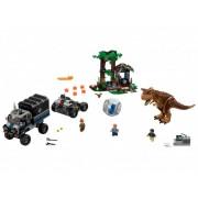 Lego Конструктор Lego Jurassic World 75929 Мир Юрского Периода Побег в гиросфере от карнотавра