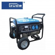 Бензинов генератор GUDE GSE 6700