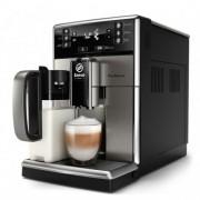 Кафемашина SAECO SM5473/10, 10 напитки, Първокласна кана за мляко, 10-степенна мелачка