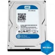 Твърд диск HDD 4TB WD Blue 3.5 инча SATAIII 64MB 5400 rpm/WD40EZRZ