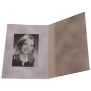 1x100 Daiber Folders Passport Photogrph, grey 45x65 mm