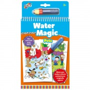 Galt Water Magic: Carte de colorat Animale de companie