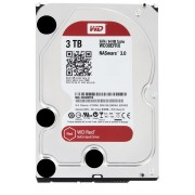 Western Digital Red HDD 3000GB Serial ATA III internal hard drive
