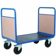 PROVOST Chariot Promax de manutention à 2 dossiers bois