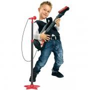 Dečija gitara sa mikrofonom Simba