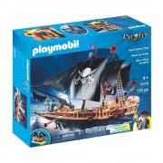 Playmobil Barco Pirata de Asalto Playmobil Pirates 115 Piezas