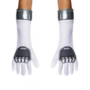 Disguise Power Ranger Dino Charge Toddler Gloves Costume, One Size (Upto Size 6)