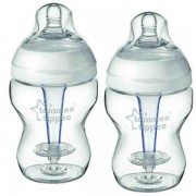 Biberon-anti-colicos-Tommee-tippee-closer-to-nature-260ml-2 unidades