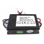 Alimentatore Trasformatore CV Impermeabile IP67 12V 12W 1A Per Luci Bobina Led