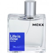 Mexx Life is Now for Him eau de toilette para hombre 75 ml