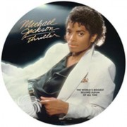 Video Delta Jackson, Michael - Thriller Ex-us Picture Vinyl - Vinile