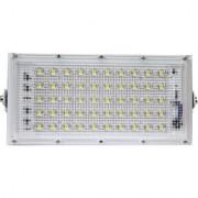 Eco-friendly Metal 50 Watt 220-240V Waterproof Landscape IP65 Perfect Power LED Flood Light (White)