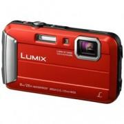 Panasonic compact camera Lumix DMC-FT30 Rood